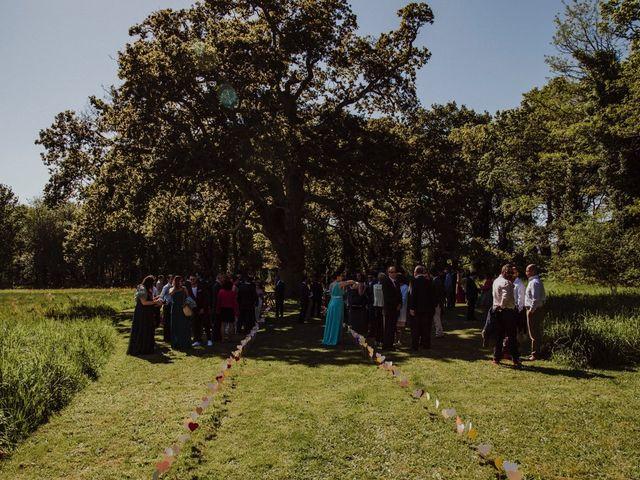 La boda de Diego y Andrea en A Baña, A Coruña 90