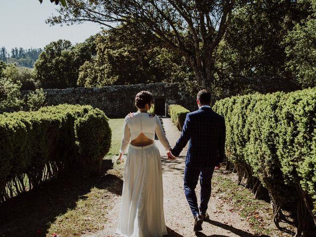 La boda de Diego y Andrea en A Baña, A Coruña 96