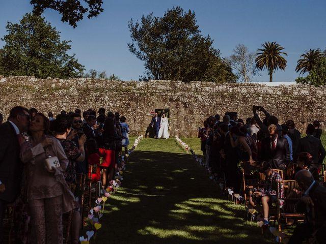 La boda de Diego y Andrea en A Baña, A Coruña 97