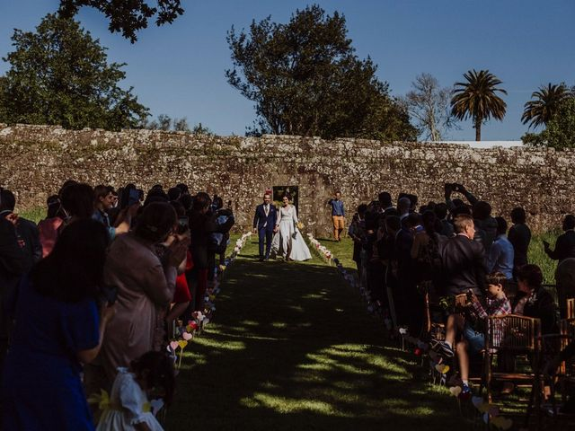 La boda de Diego y Andrea en A Baña, A Coruña 100