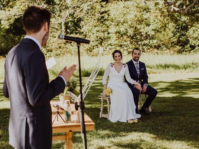 La boda de Diego y Andrea en A Baña, A Coruña 104