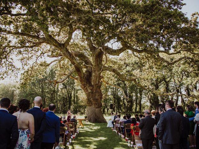 La boda de Diego y Andrea en A Baña, A Coruña 107