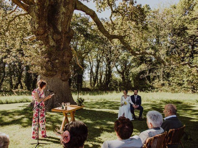 La boda de Diego y Andrea en A Baña, A Coruña 111