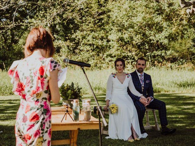 La boda de Diego y Andrea en A Baña, A Coruña 113