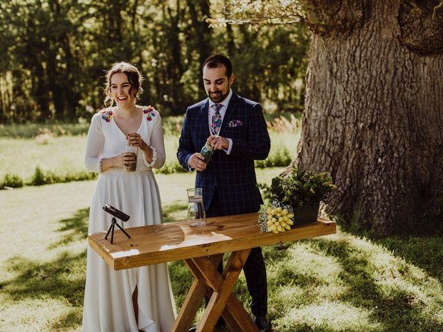 La boda de Diego y Andrea en A Baña, A Coruña 118