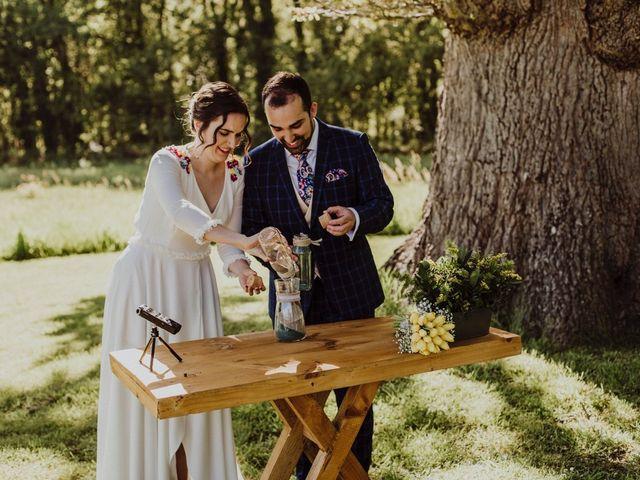 La boda de Diego y Andrea en A Baña, A Coruña 120