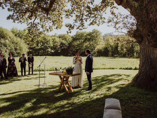 La boda de Diego y Andrea en A Baña, A Coruña 121