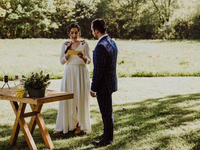 La boda de Diego y Andrea en A Baña, A Coruña 122