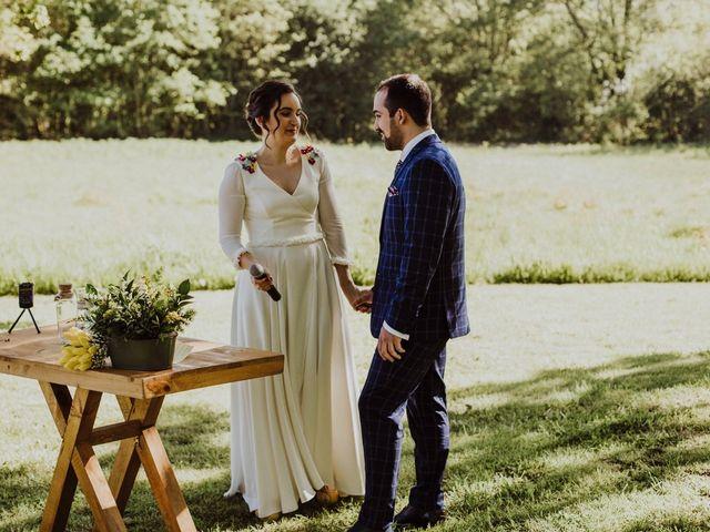 La boda de Diego y Andrea en A Baña, A Coruña 123