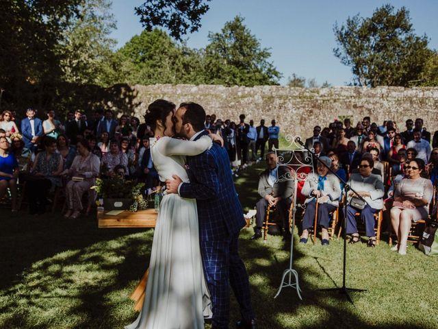 La boda de Diego y Andrea en A Baña, A Coruña 125