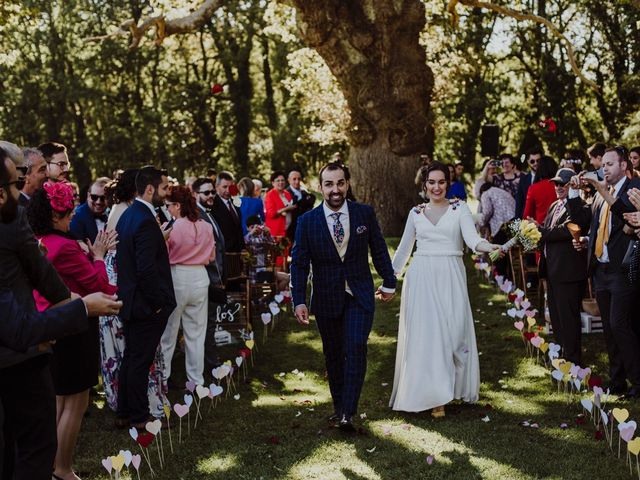 La boda de Diego y Andrea en A Baña, A Coruña 129