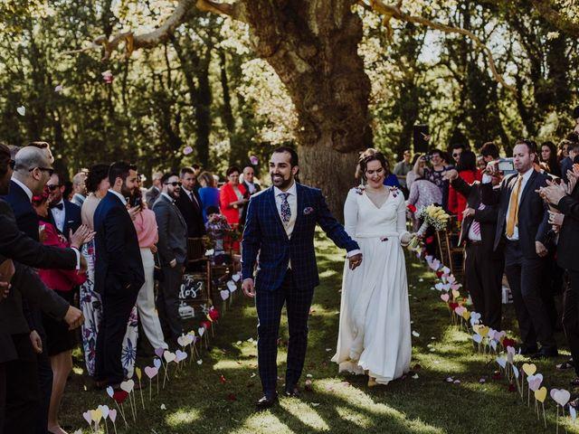 La boda de Diego y Andrea en A Baña, A Coruña 130