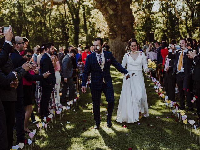 La boda de Diego y Andrea en A Baña, A Coruña 131