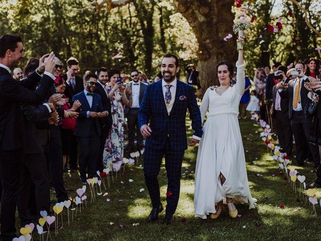 La boda de Diego y Andrea en A Baña, A Coruña 132
