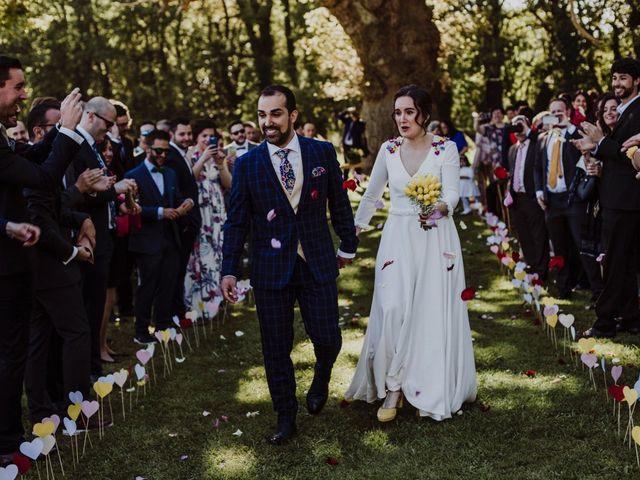 La boda de Diego y Andrea en A Baña, A Coruña 133