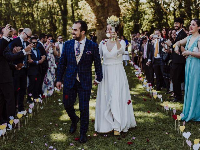 La boda de Diego y Andrea en A Baña, A Coruña 134
