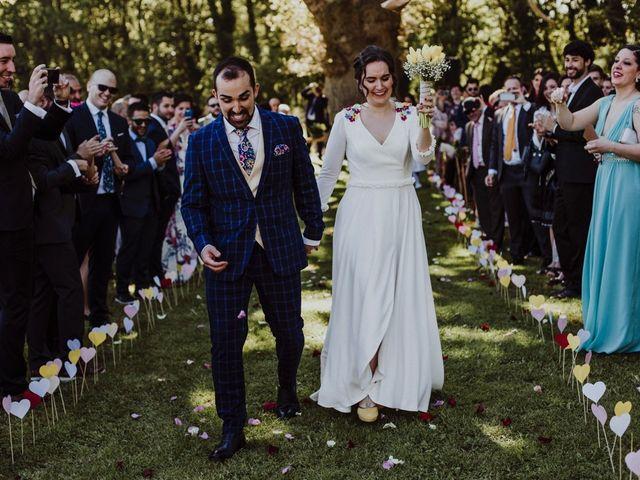La boda de Diego y Andrea en A Baña, A Coruña 135