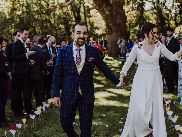 La boda de Diego y Andrea en A Baña, A Coruña 136