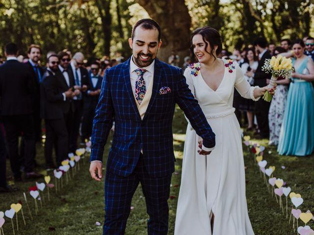 La boda de Diego y Andrea en A Baña, A Coruña 137