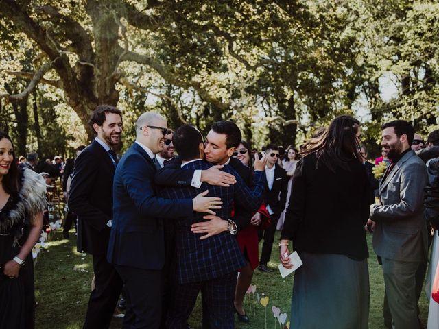 La boda de Diego y Andrea en A Baña, A Coruña 139