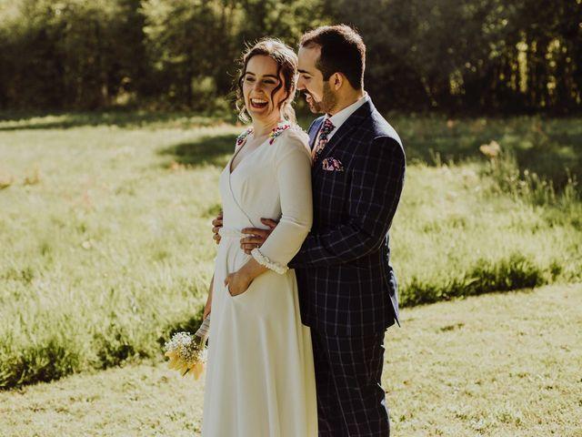La boda de Diego y Andrea en A Baña, A Coruña 158