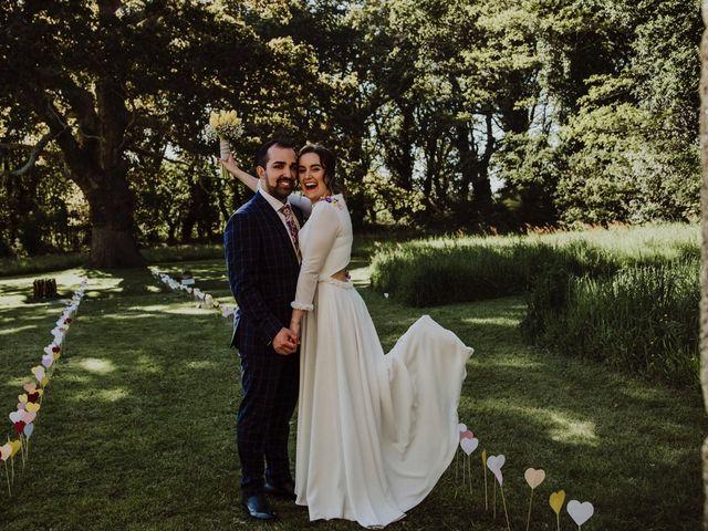 La boda de Diego y Andrea en A Baña, A Coruña 182