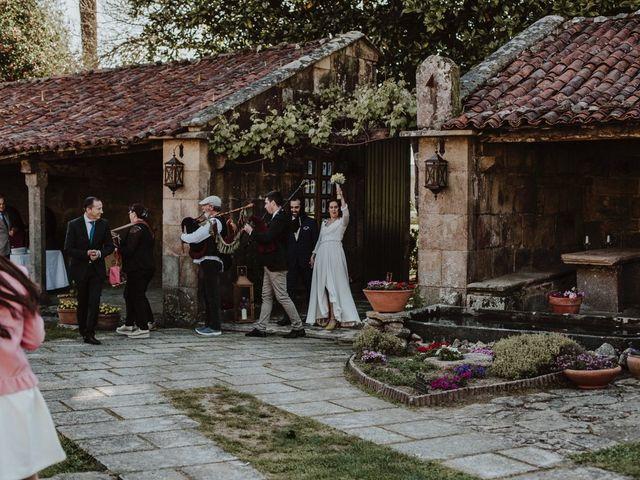 La boda de Diego y Andrea en A Baña, A Coruña 189