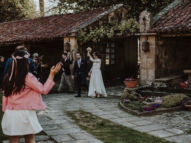 La boda de Diego y Andrea en A Baña, A Coruña 190