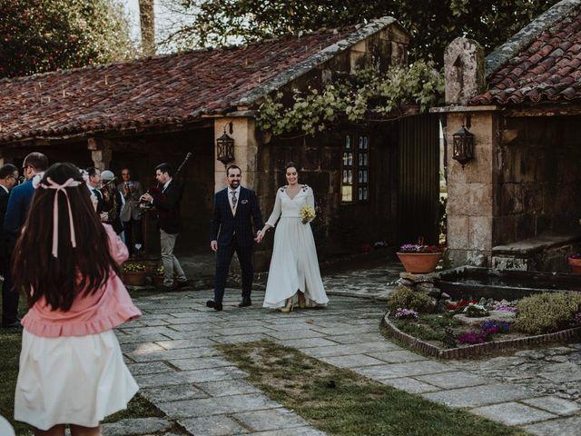 La boda de Diego y Andrea en A Baña, A Coruña 191