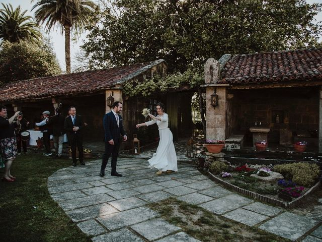 La boda de Diego y Andrea en A Baña, A Coruña 193