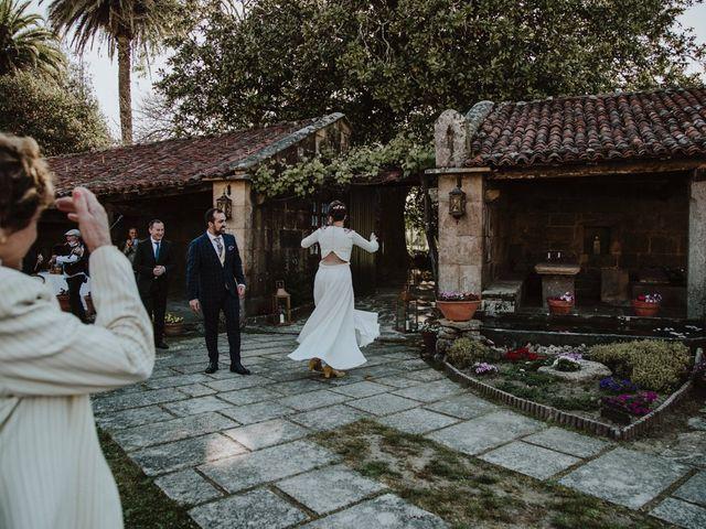 La boda de Diego y Andrea en A Baña, A Coruña 194