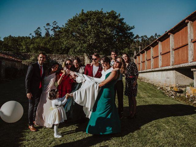La boda de Diego y Andrea en A Baña, A Coruña 196