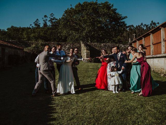 La boda de Diego y Andrea en A Baña, A Coruña 197