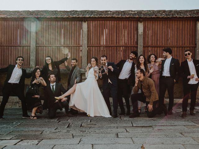 La boda de Diego y Andrea en A Baña, A Coruña 198