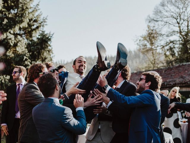 La boda de Diego y Andrea en A Baña, A Coruña 202