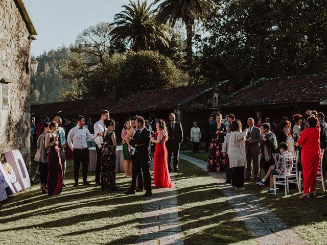 La boda de Diego y Andrea en A Baña, A Coruña 203