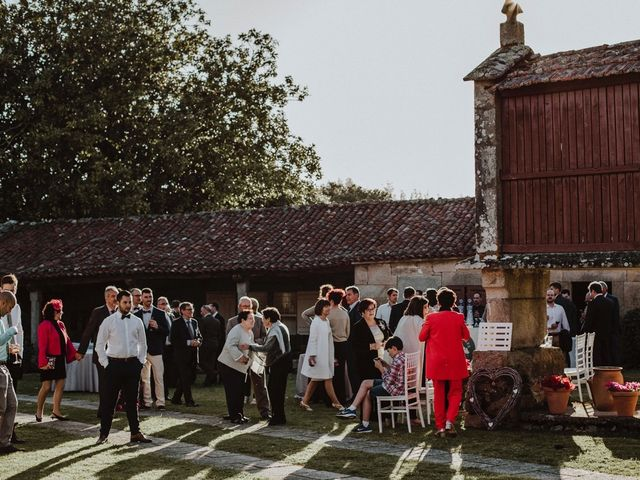 La boda de Diego y Andrea en A Baña, A Coruña 204