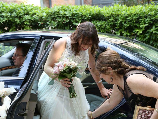 La boda de Ángel y Marta en Madrid, Madrid 4
