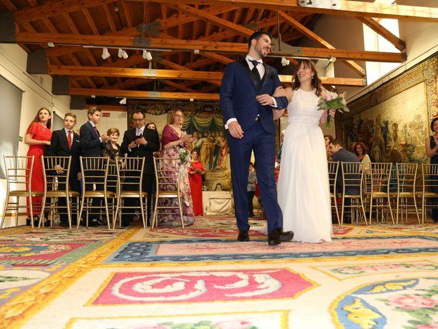 La boda de Ángel y Marta en Madrid, Madrid 9
