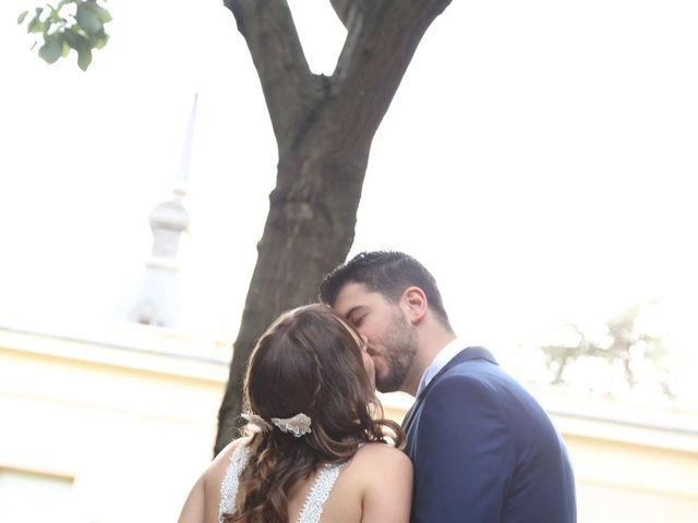 La boda de Ángel y Marta en Madrid, Madrid 16