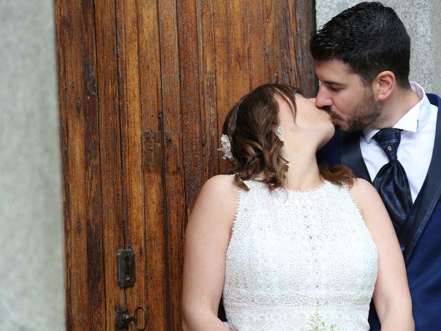 La boda de Ángel y Marta en Madrid, Madrid 17