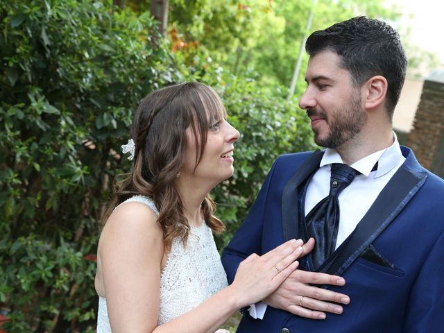 La boda de Ángel y Marta en Madrid, Madrid 20