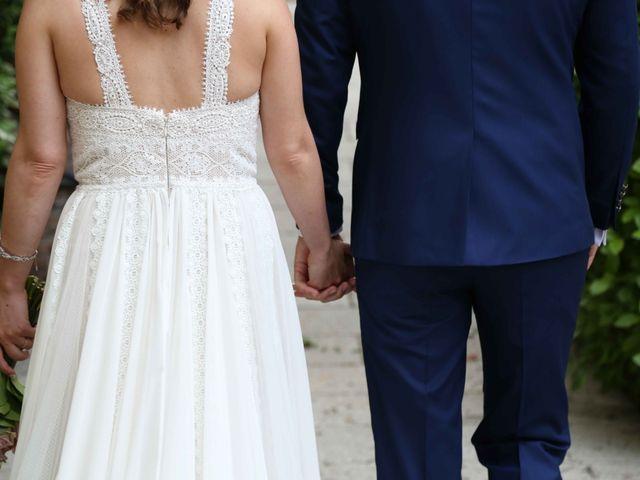 La boda de Ángel y Marta en Madrid, Madrid 22