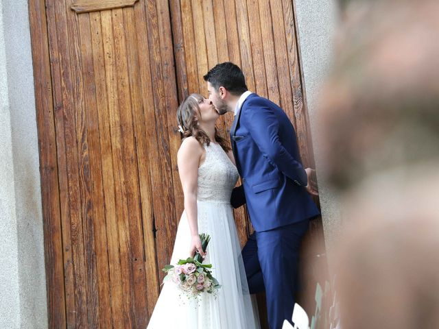 La boda de Ángel y Marta en Madrid, Madrid 24