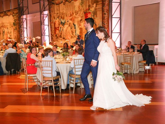 La boda de Ángel y Marta en Madrid, Madrid 31
