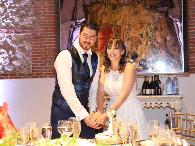 La boda de Ángel y Marta en Madrid, Madrid 33