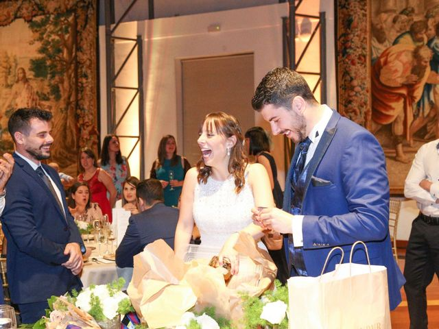 La boda de Ángel y Marta en Madrid, Madrid 34