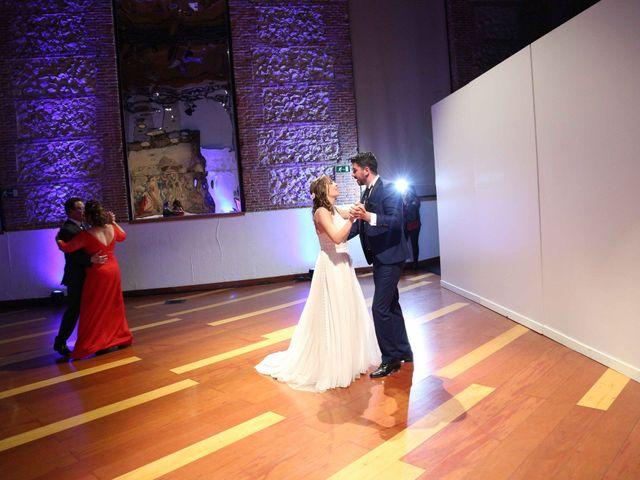 La boda de Ángel y Marta en Madrid, Madrid 38
