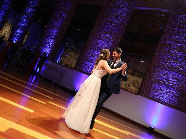 La boda de Ángel y Marta en Madrid, Madrid 39