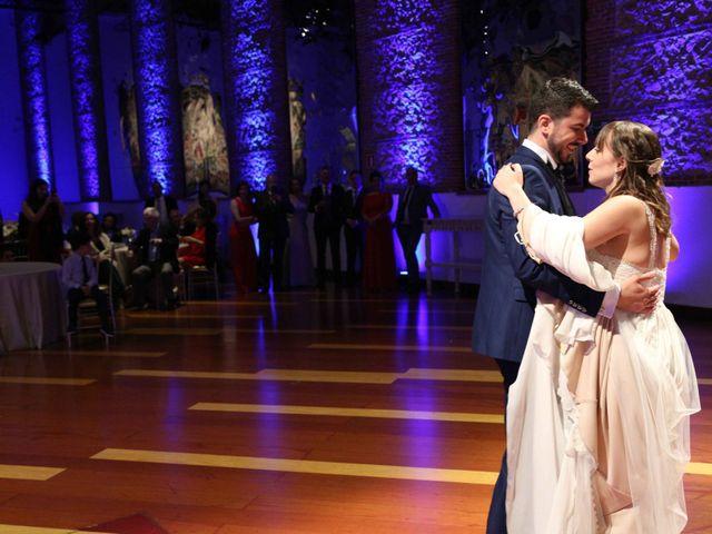 La boda de Ángel y Marta en Madrid, Madrid 40